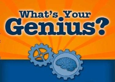 What's your genius Studie
